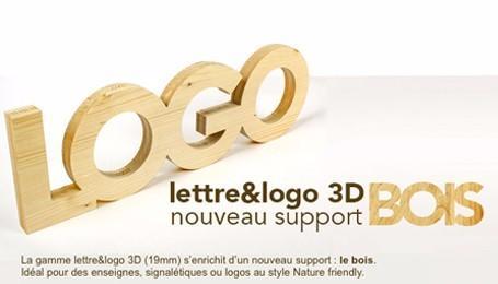 Lettre & logo