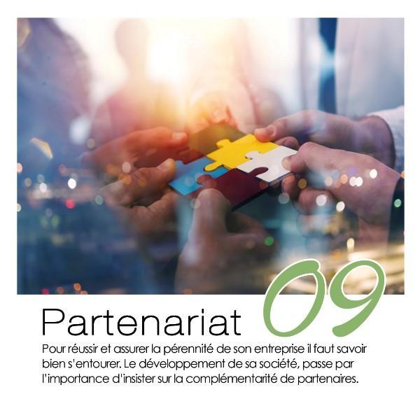 De nouveaux partenariats