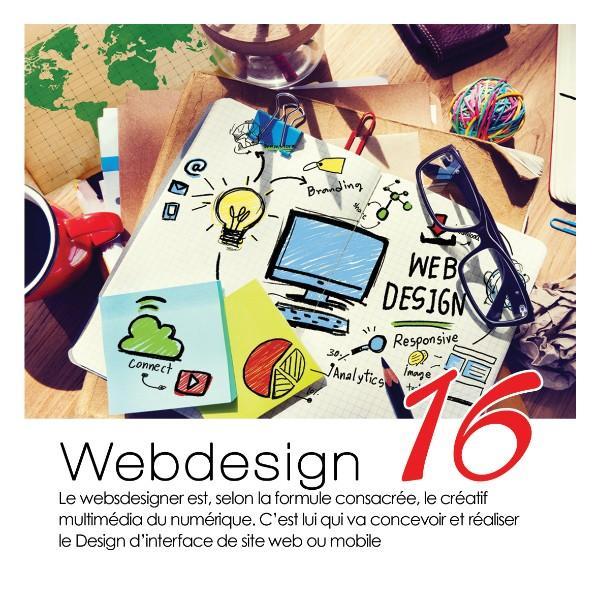 Le rôle de webdesigner