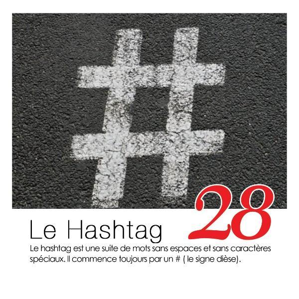 Le hashtag