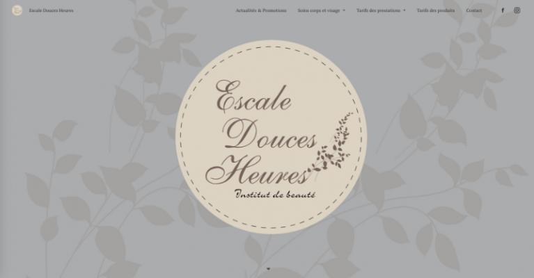 ESCALE DOUCES HEURES