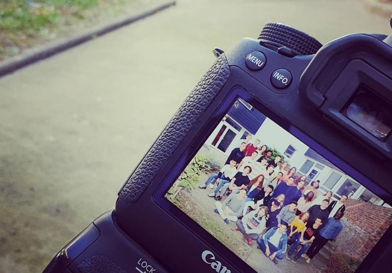 Réalisation de photos de classe dans des établissements scolaires des Yvelines